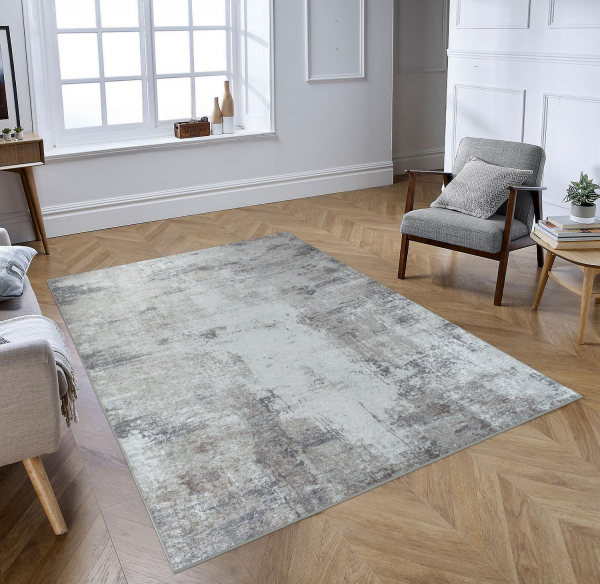 Zeybek 9025 Waschbarer Teppich