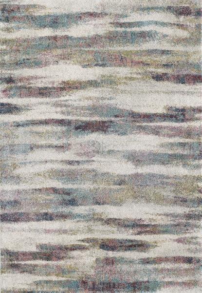 Sanat Halı Soft Yumuşak Yüzey Desenli Renkli 2605