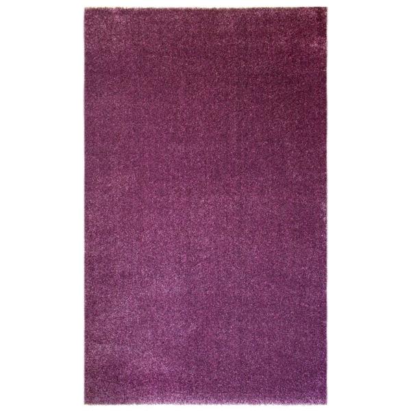 violett hali düz