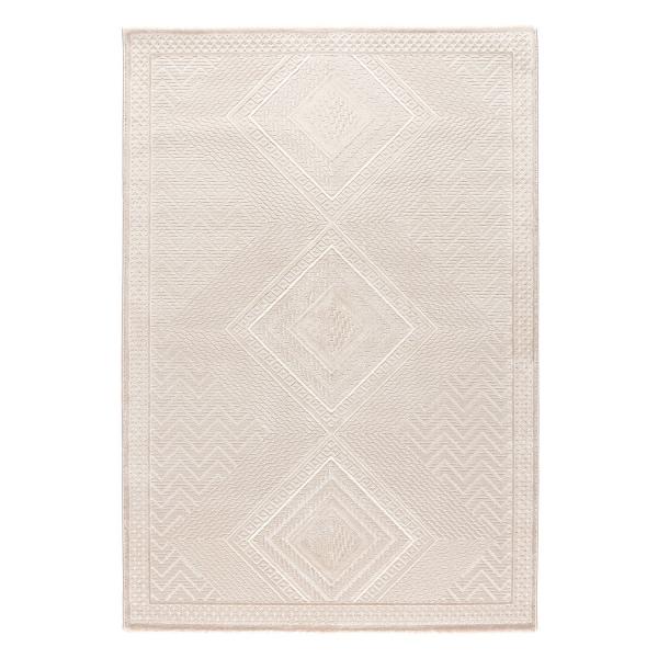 Luxury 6600 Beige Moderner Teppich