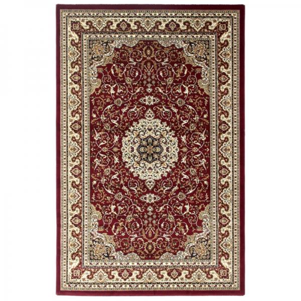 Klassischer Orientteppich Excellent Rot 802