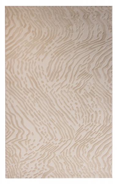 Vintage Teppich Polyester Beige 4216