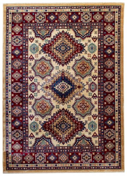 1354 / 010 Ornament Krem Yüksek Kaliteli oryantal Halı