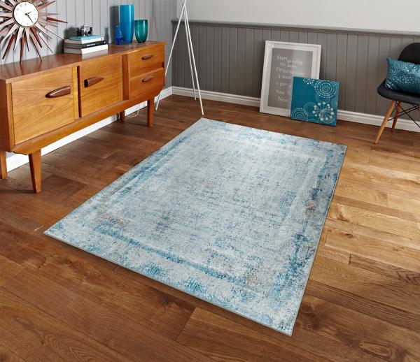 Zeybek 9020 Waschbarer Teppich