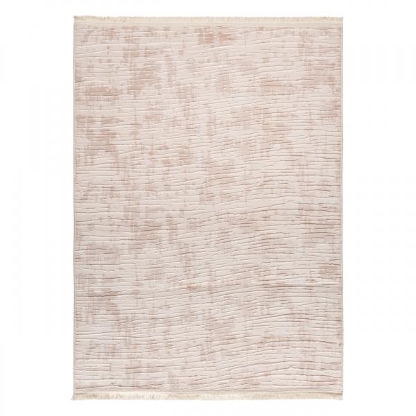 1701 Safran Antibakteriell Waschbarer Teppich Braun