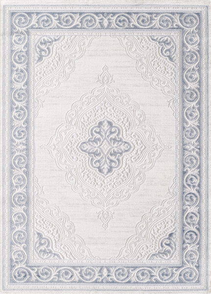 Moderner Teppich Sanat Harmony 3201 Türkis
