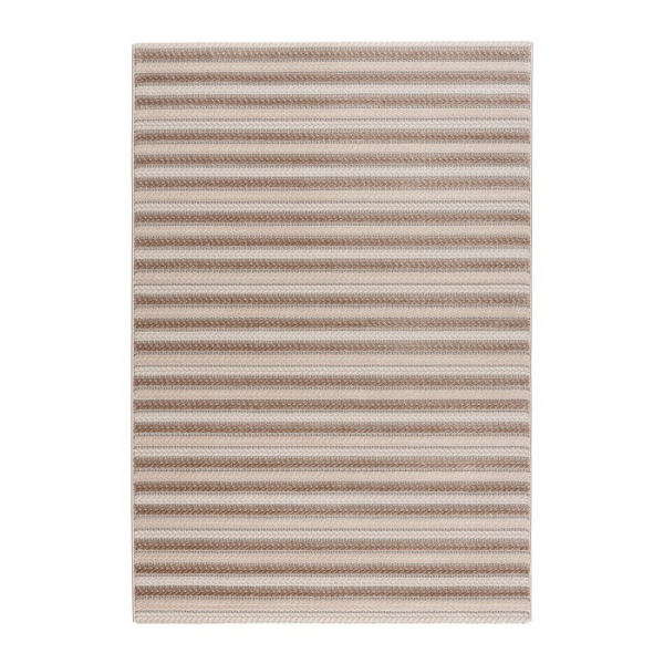 Luxury 6400 Beige Moderner Teppich