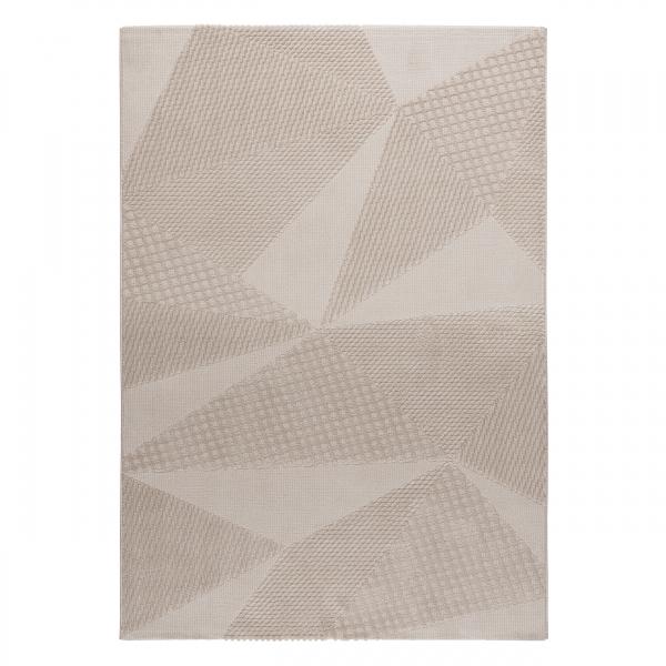 Moderner Teppich Beige Luxury 6300 Beige