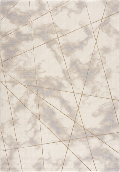 Labra 800 Beige Kurzflor Teppich