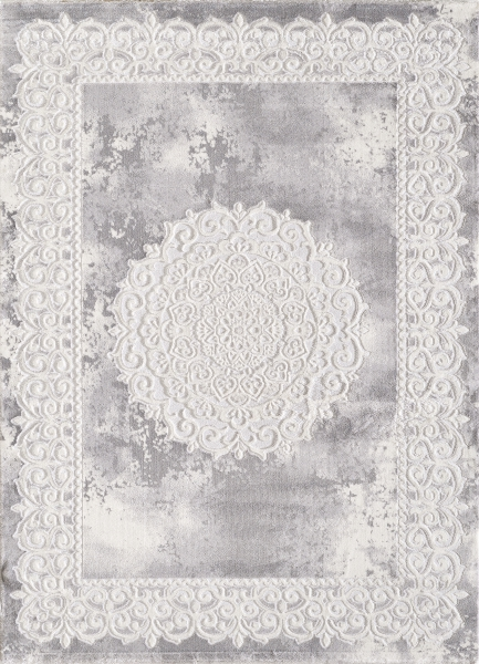 Moderner Teppich Sanat Harmony 3205 Grau