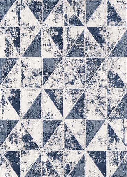 Moderner Teppich Sanat Harmony 3212 Blau