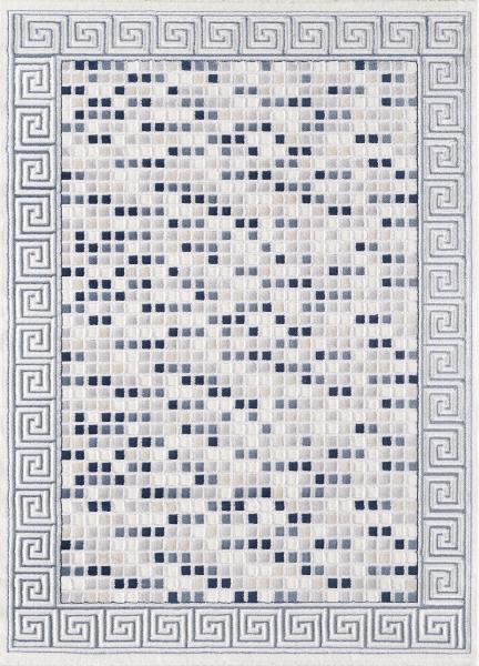 Moderner Teppich Sanat Harmony 3207 Blau