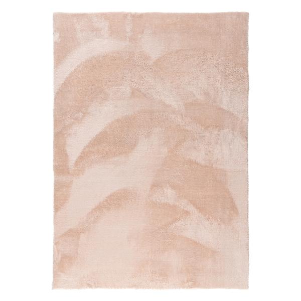 120 Plüsch Beige Antibakteriell Waschbarer Winter Teppich