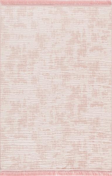 1702 Safran Antibakteriyel Yıkanabilir Halı Pembe Rengi