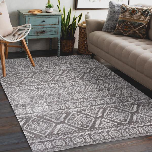 Antik 6020 Naturfaser Teppich