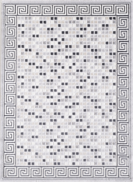 Moderner Teppich Sanat Harmony 3207 Grau