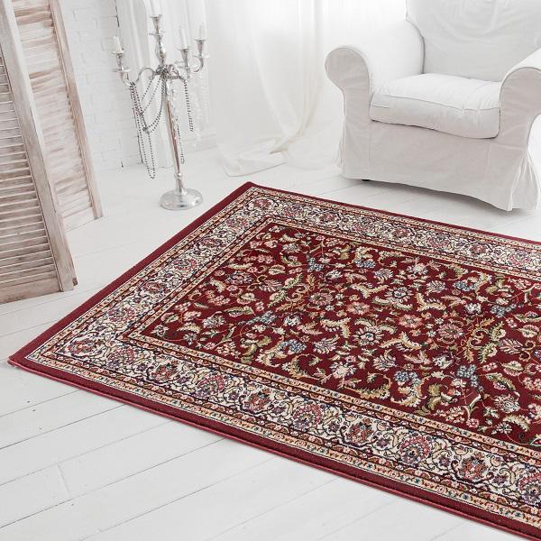 Klasik Halı Excellent Orient Desenli Kırmızı 804