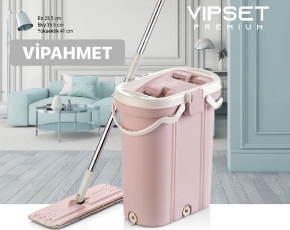 VP-500 VIP AHMET MOP TEMIZLIK KOVA SETI