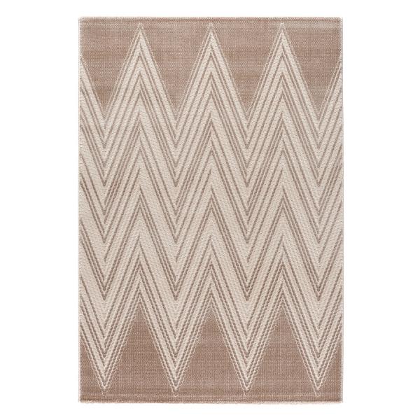 Luxury 6500 Beige Moderner Teppich